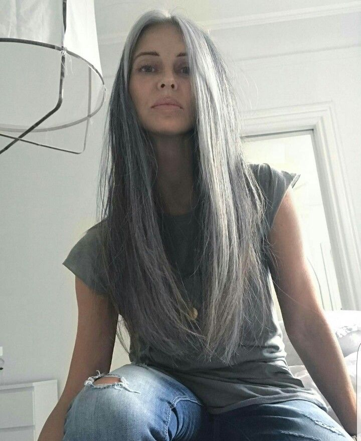 475 best Going Silver images on Pinterest  Silver hair