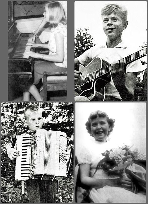 The four future ABBA members, photographed in the late fifties and early sixties.♥ Björn Kristian Ulvaeus, born on 25 April,1945 ♥ Anni-frid Synni Lyngstad, born on 15 November,1945 ♥ Göran Bror Benny Andersson, born on 16 December, 1946 ♥ Agnetha Åse Fältskog, born on 5 April, 1950 ♥