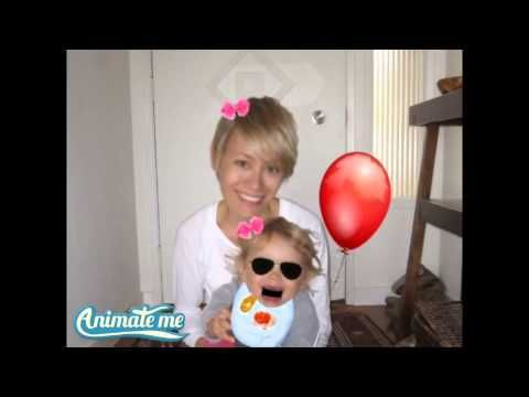 Hilarious videos created with the new Animate Me app for iPhone and iPad  http://www.animatemeapp.com/get #animatemeapp