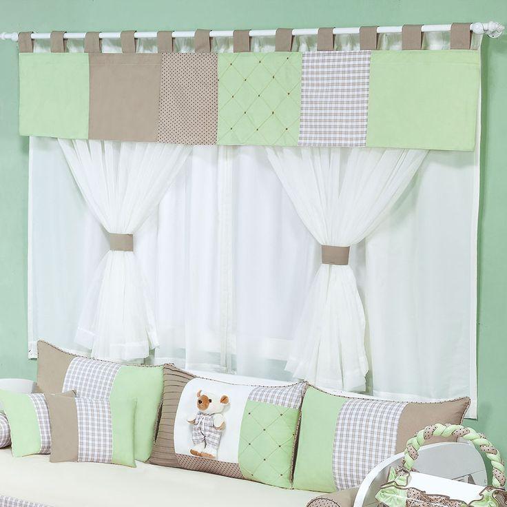 cortina quarto bebe - Pesquisa Google