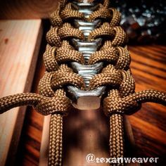 Paracord and nuts