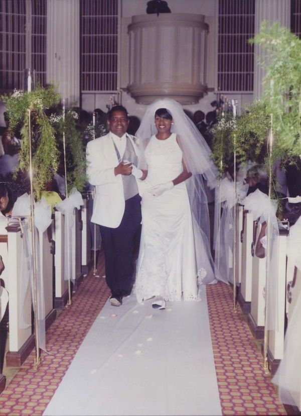 NeNe Leakes - Gregg and NeNe at Their First Wedding