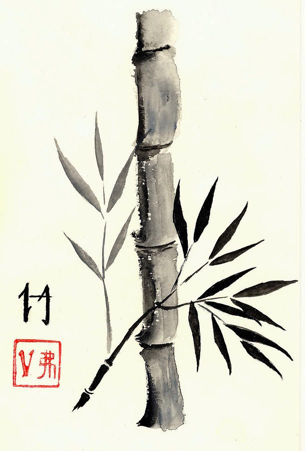 I love the simplicity of Chinese painting