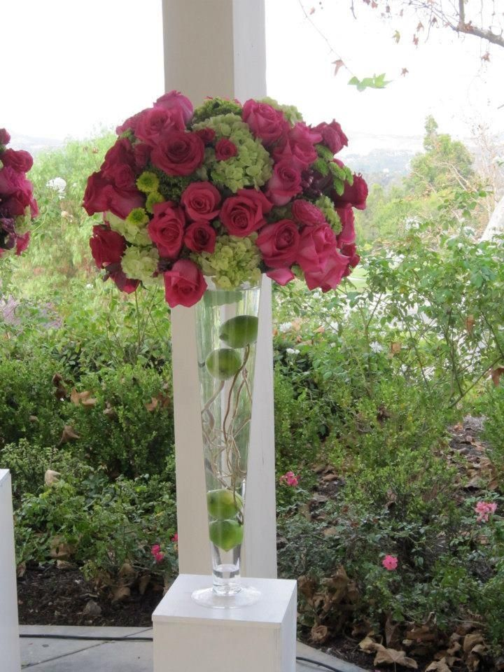 Best images about tall wedding centerpiece vases on