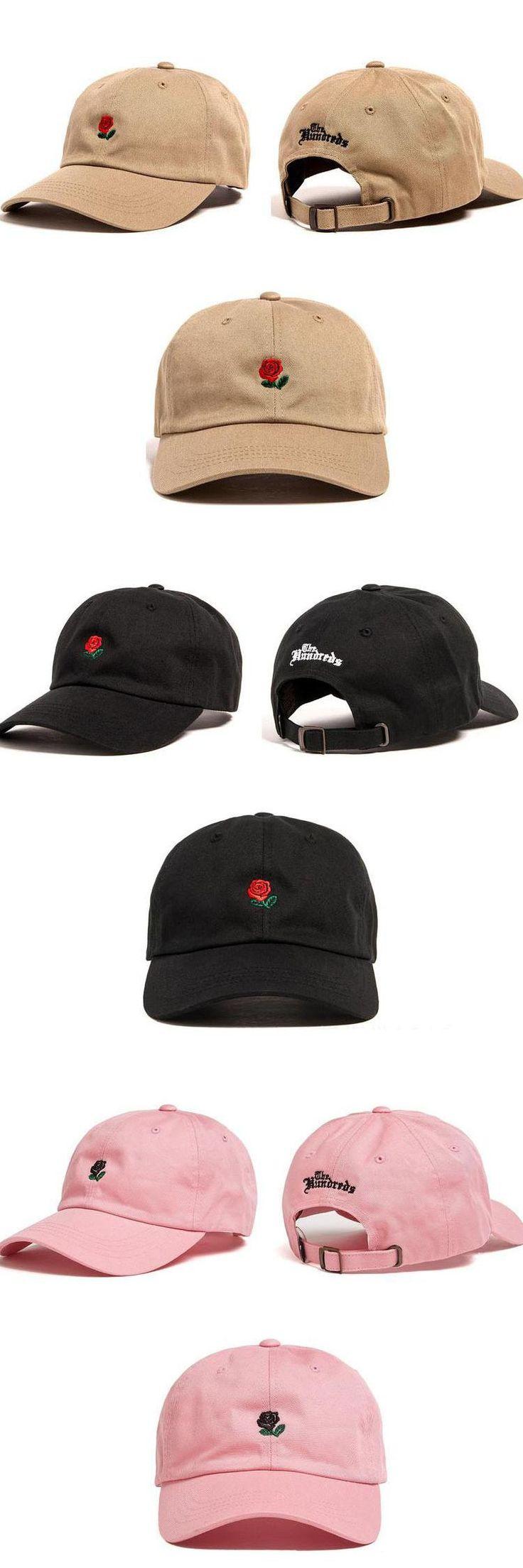 [Visit to Buy] 2016 black white boys dad hat rose Drake custom sanpback printing baseball cap for men women's sport cap female hat #Advertisement