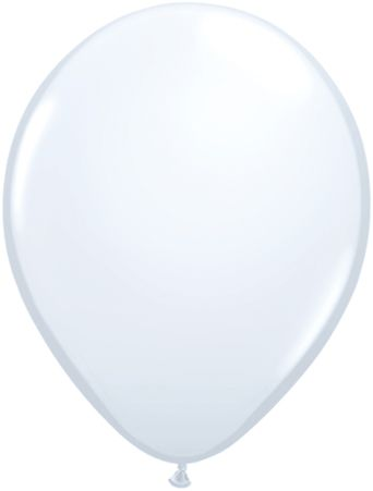 11″ Party Style White Helium Latex Balloons 100ct #41008 – Tania c gentil