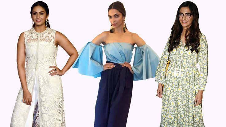 Best dressed this week: Deepika Padukone and Huma Qureshi