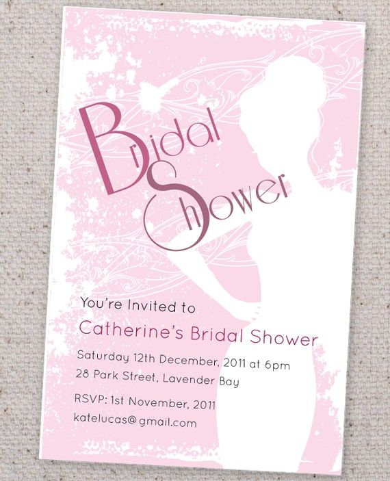 37 best events posters invitations images on pinterest 1920s items similar to vintage style bridal shower bridal tea invitations stopboris Images