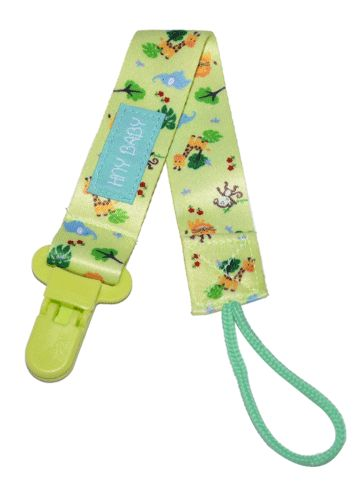 Pacifier Clips  Pacifier clips fit all pacifiers with their universal loop design. The strap is made with an easy wipe, water resistant 100% polyester fabric that is not only durable, but are available in adorable character patterns and designs. The clip is made up of a high quality plastic material that is BPA and Phthalate free #baby #pacifier #pacifierholder #flowers #plastic #stylish #toddler #infant #soother #teether