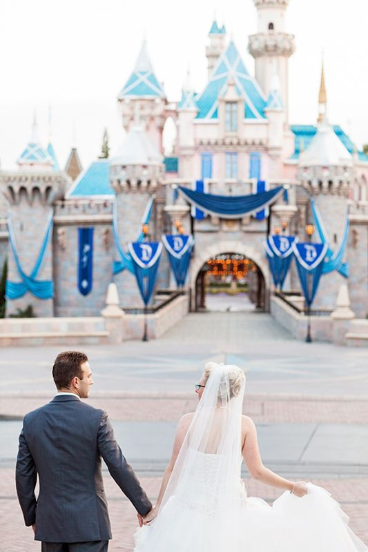 A truly magical portrait session at Disneyland Park