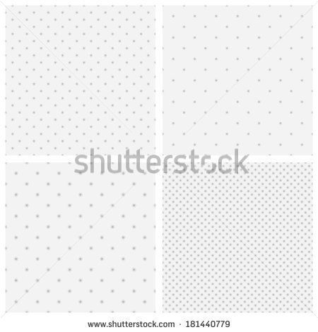 Vector texture of blurred gray dots without mesh and without gradient
