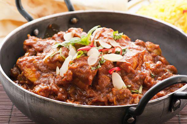 Kadai Murg with Cashews - Hot Indian Recipes