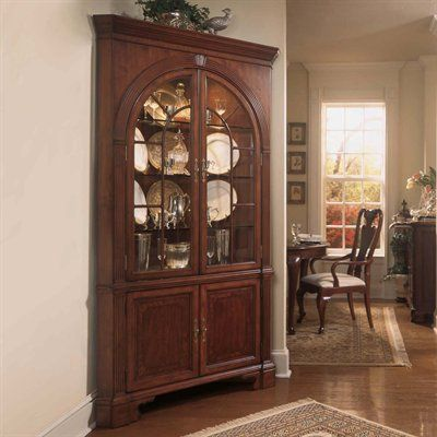 American Drew 792-860R Cherry Grove 45th Corner China Cabinet      http://www.atgstores.com/china-cabinet-hutches/american-drew-792-860r-cherry-grove-45th-corner-china-cabinet_g752804.html