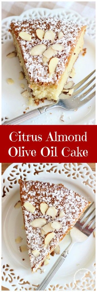 almond citrus lemon orange olive oil cake pin