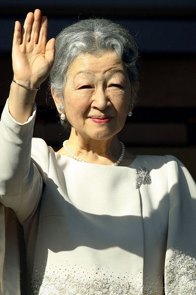 Japanese Empress Michiko is currently the only Empress in the world