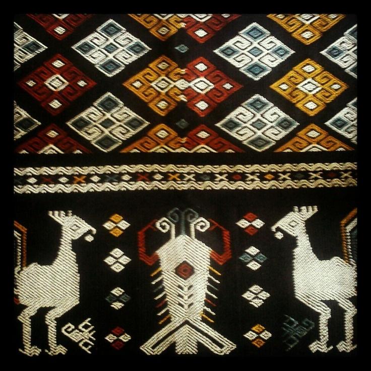 ~tradit¡on~ #tenun #ikat #waving #Sumba #Indonesia #traditional #ethnic #treasure