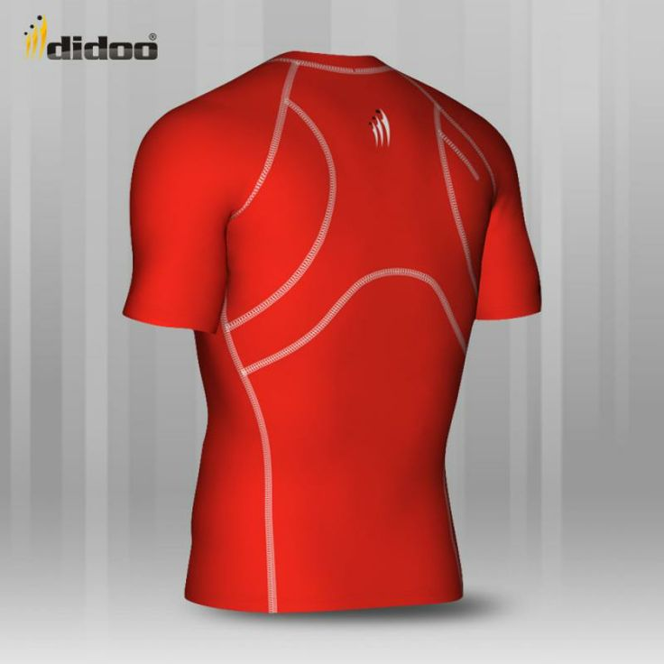 Ideal as a base layer or for training, Didoo Shirts are a tight fit compression garment. All Season Compression Baselayer which keeps you cool when its hot and keeps you hot when its cool. The light and tight compression fit is built to move with you for zero distractions, while the breathable, low profile design fits cleanly under a uniform. Flat lock stitching - eliminates thick seams, for greater comfort against the skin