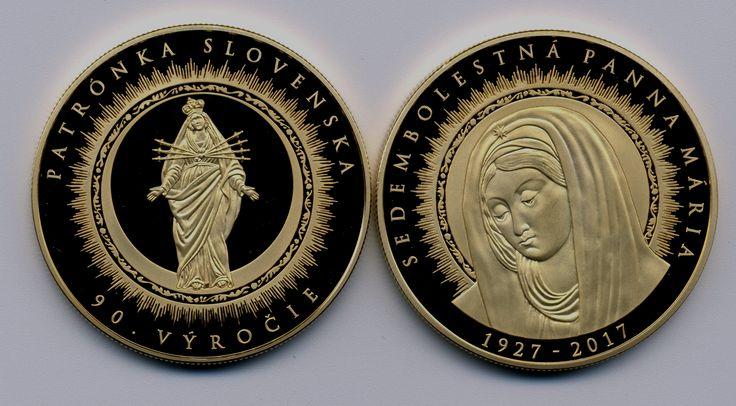 Sedembolestná Panna Mária 90. výročie patrónky Slovenska