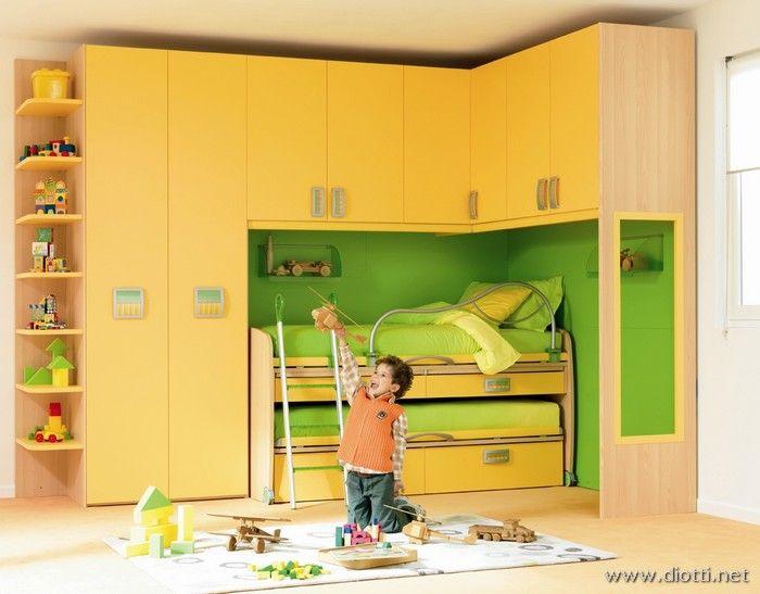Team ponte ad angolo - DIOTTI A&F Italian Furniture and Interior Design