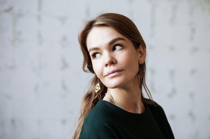 Amber earrings. Серьги с янтарем.  http://russian-amber.ru