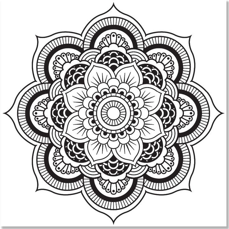 Free Mandala Coloring Pages For Adults In Every Design You Can Imagine Theres Something Everyone From Beginners To The Advanced