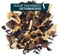 Stormy Night (Organic) From DavidsTea Black Tea, Chocolate, Cinnamon, Coconut, Vanilla