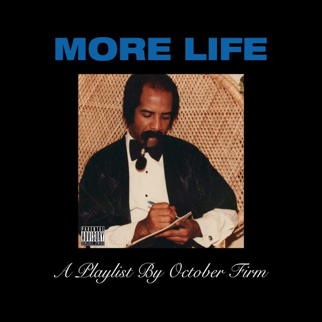 """Passionfruit"" by Drake added to Today's Top Hits playlist on Spotify From Album: More Life"
