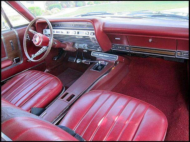 1967 Ford Galaxie 500 Xl Interior Modern Classics And Cars