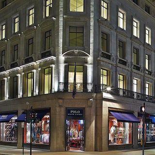 ヨーロッパ初ポロ ラルフ ローレンの旗艦店がロンドンにオープン