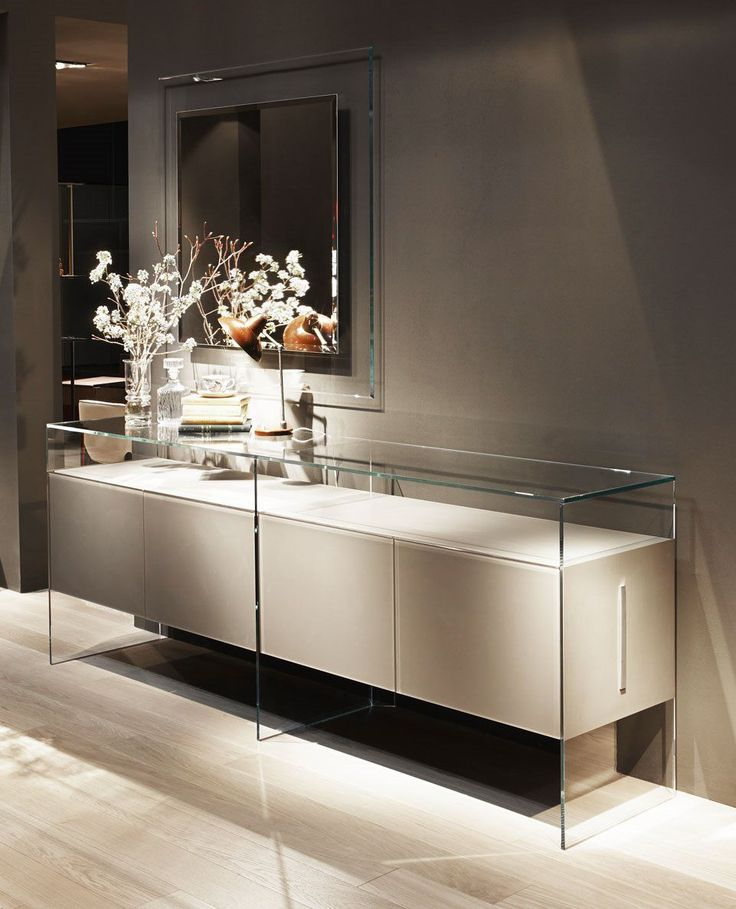 Tolle Sideboard Aus Glas