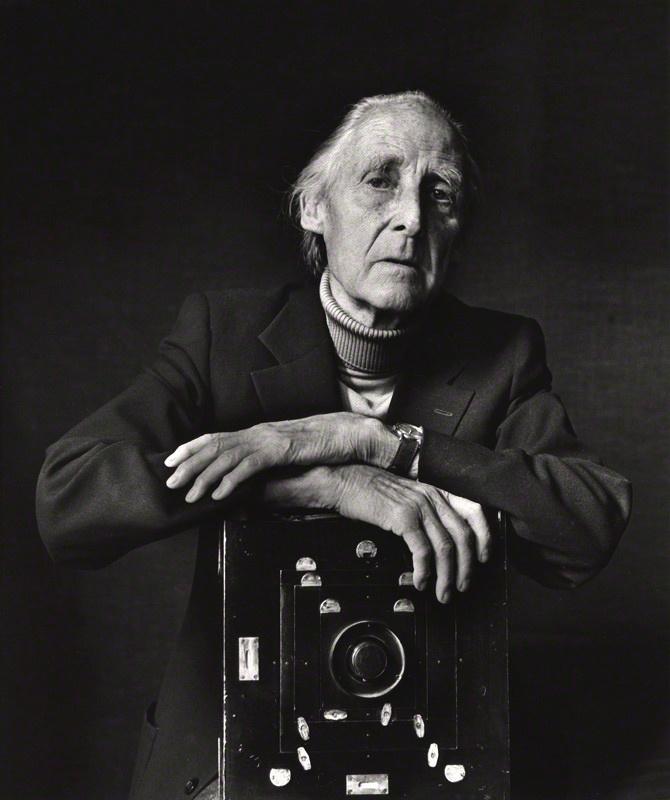 Bill Brandt (1904-1983) (photo by Roger Clark, © 1978)