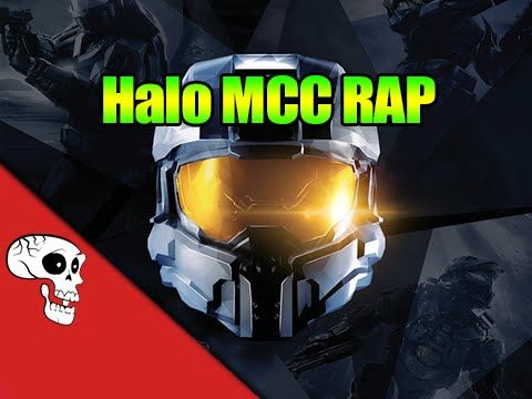 """Halo Master Chief Collection Rap by JT Machinima – """"Back in the Ring"""" - YouTube"""