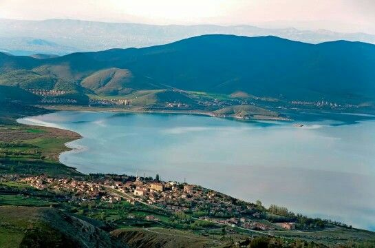 Lake of Hazar Elazığ Turkiye