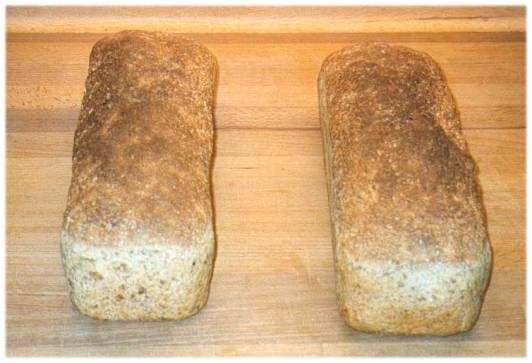 Brød oppskrifter på gode brød!
