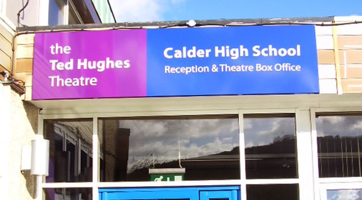 Exterior School Signs. We design, manufacture and install exterior signs for schools. By space3.co.uk