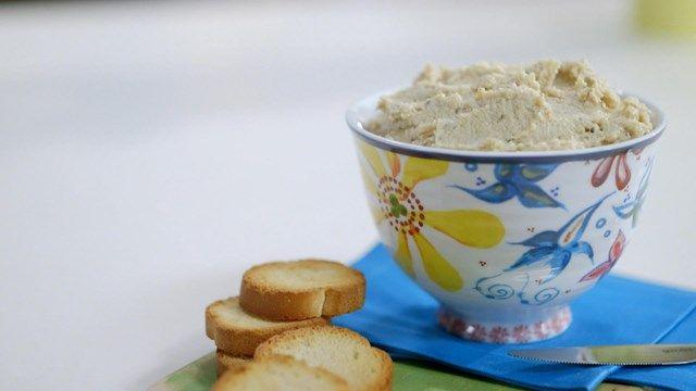 Tartinade aux noix de cajou | Cuisine futée, parents pressés