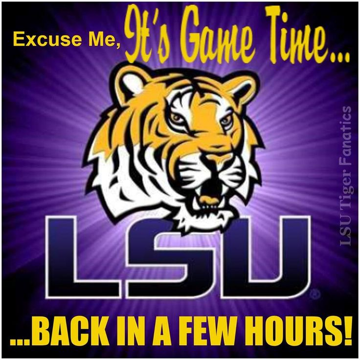 Excuse Me, Its Game Time...............