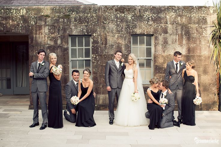 Sydney's Tea Room Gunners' Barracks Wedding Venue | Image: Gemma Clarke Photography