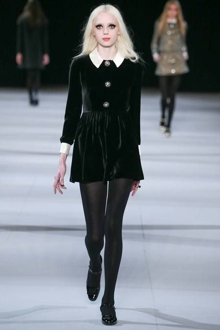 Saint Laurent // Fall 2014 - SILLY GHOUL