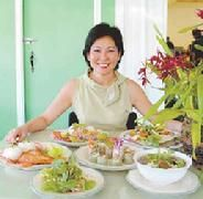 FRESH MINT, a personal favorite Vietnamese restaurant of mine in Paia, Maui, HI, was created by owner & executive Chef Mai Ly who has mastered the flavors of herbs, spices, and special ingredients that excite every palette. #maui #hawaii