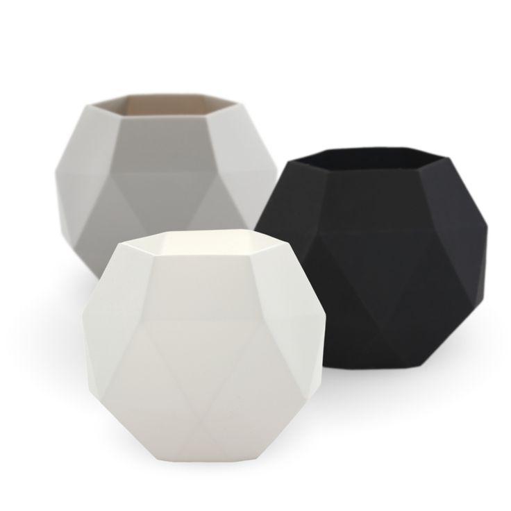 KG Design - Fasett kynttilälyhty