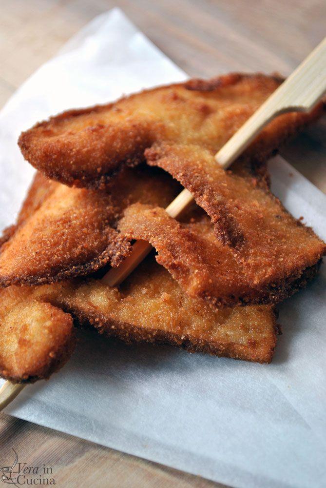 Funghi porcini fritti - Vera in cucina