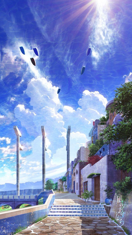 凪のあすから 壁紙