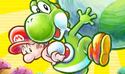 Review: Yoshi's New Island (Nintendo 3DS)