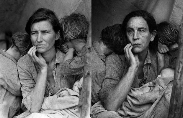 Dorothea Lange: Migrant Mother