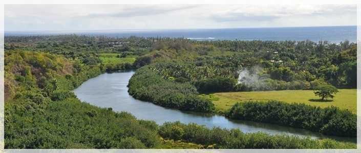Kauai's East Side