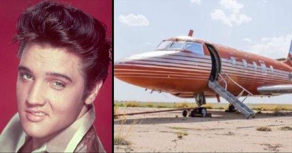 Elvis Presleys privatfly fra 1962 er til salg – den uberørte indretning er helt fantastisk