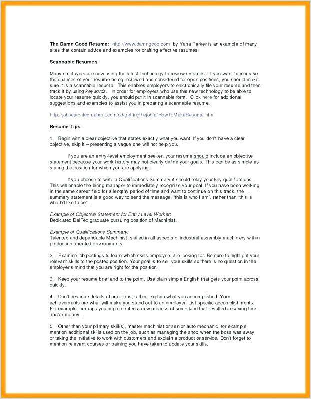Resume Format For Job Fair Resume Format For Job Fair