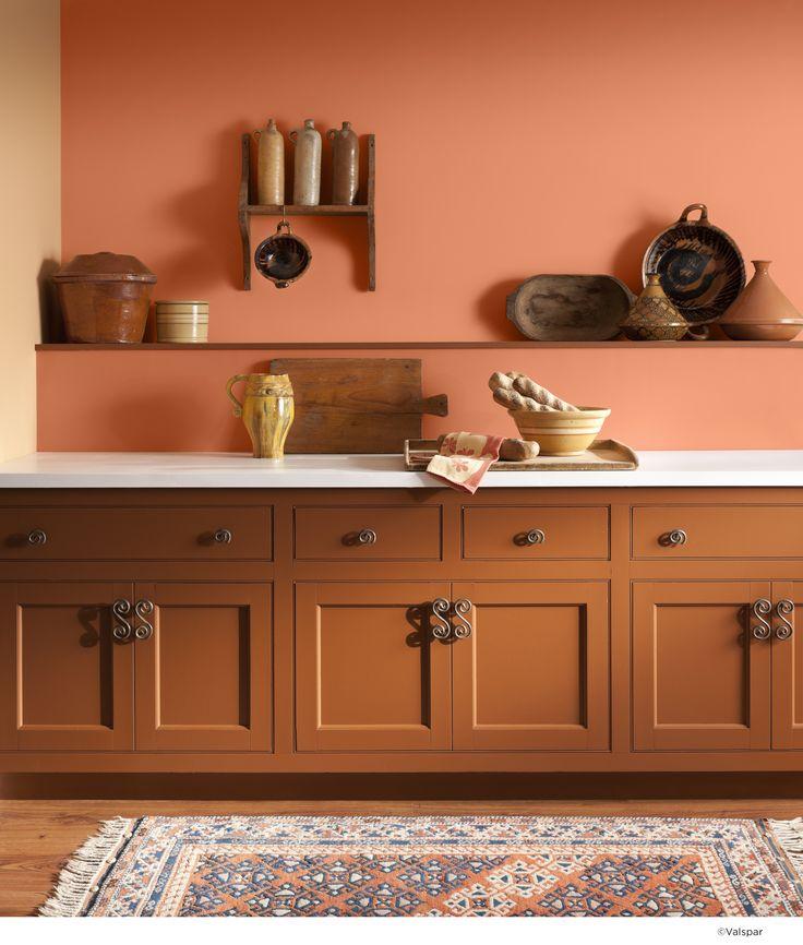 Rustic Orange Paint 19 best images about paint on pinterest | orange walls, ash and