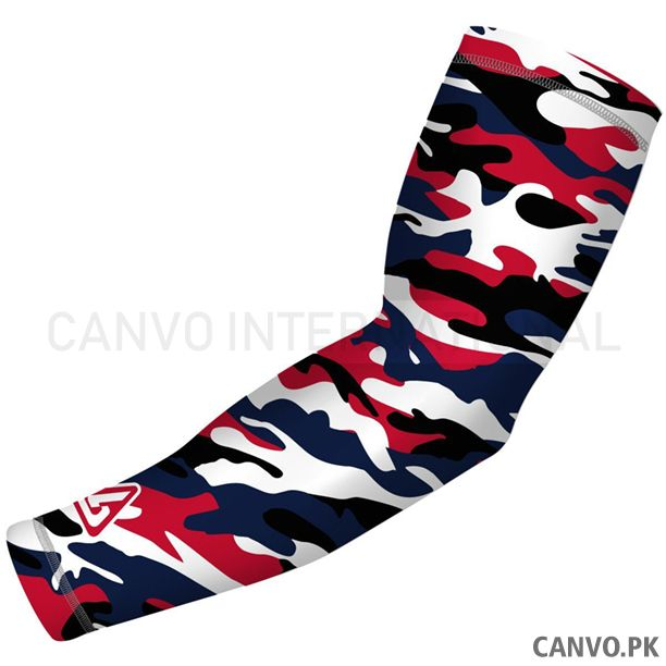 40 B-Driven Sports Athletic Compression Arm Sleeve Digital Camoflauge Designs 1 Sleeve